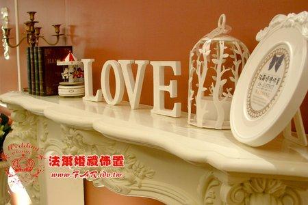 法式公主風主題婚禮-台南桂田酒店-馥桂廳