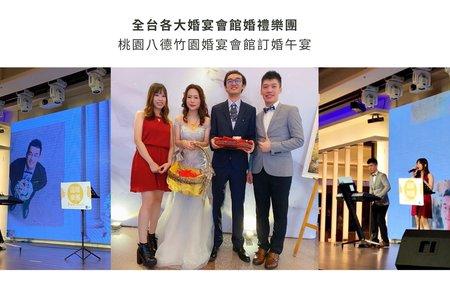 小清新雙人組婚禮樂團
