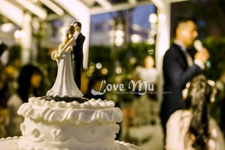 心。教堂婚禮紀錄