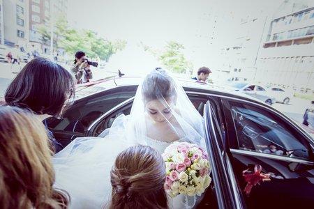 廷。婚禮紀錄(晶華酒店)
