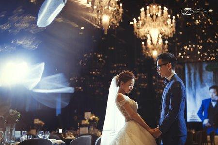 【台中婚攝】志凱&宇琪 婚禮紀錄 萊特薇庭