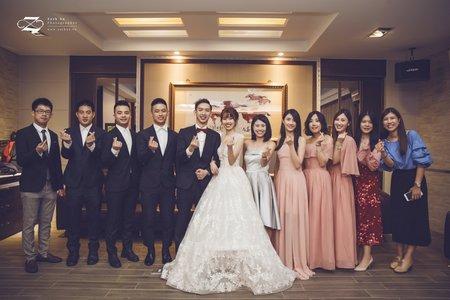 【桃園婚攝】佳慶&麗文 婚禮紀錄 來福星國際宴會廳