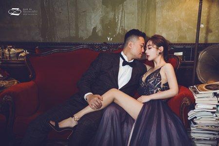 【婚紗攝影】嘉隆 – 郁婷 婚紗照