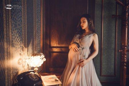 【孕婦寫真】涵涵 孕婦照