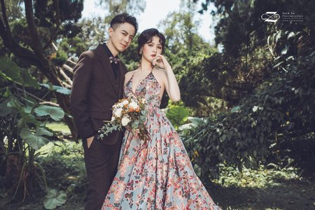 【婚紗攝影】駿松 – 芮甯 婚紗照