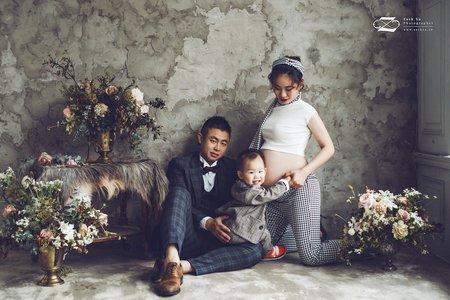 【孕婦寫真】KIMI 孕婦照