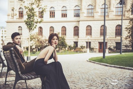 【婚紗攝影】Chalmers – Katrina 婚紗照