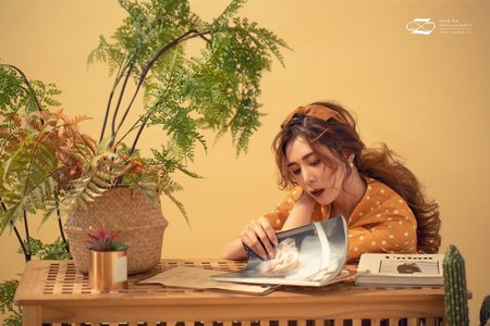 【藝術紀念】Teresa 藝術照
