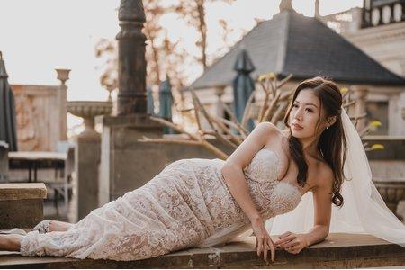 高級感自助婚紗