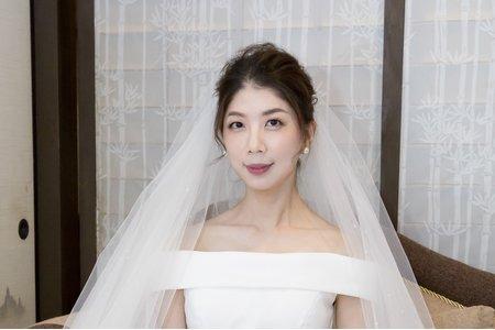 婚禮白紗LOOK