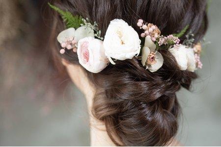 鮮花造型LOOK