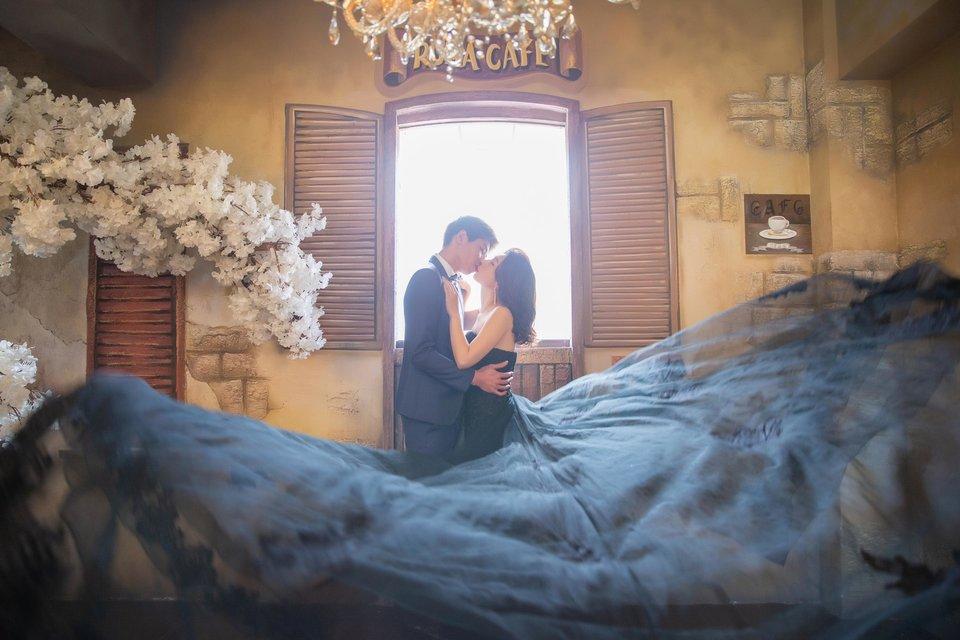 伊頓自助婚紗攝影工作室(台北西門店),真心推薦西門依頓自助婚紗及業務方方