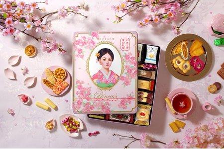 日式皇后禮盒