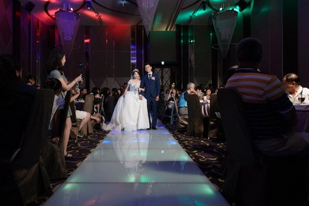 台南婚攝  C & W  東東永大幸福館