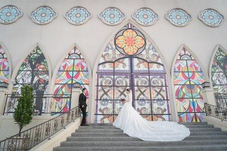 台南婚攝 | C & J | 情定婚宴城堡