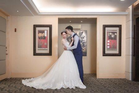 台南婚攝 | L & W 致穩人文商旅 | 教會婚禮