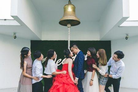 / Wedding Day 婚禮紀實 /  - 友仁 REN & 毓真 JANE