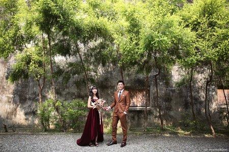 [ 婚紗攝影 ] 育賢 / 瀞文