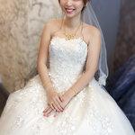 Nicole如 新娘秘書&整體造型,女神製造機!強力推薦!