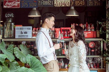 Cangai Wedding | 楹楹-自助婚紗