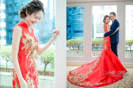 Cangai Wedding 婚攝 |  Lynnette & Chong Sheng