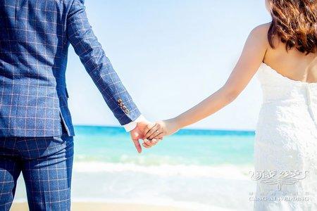 Cangai Wedding|婚紗攝影_墾丁
