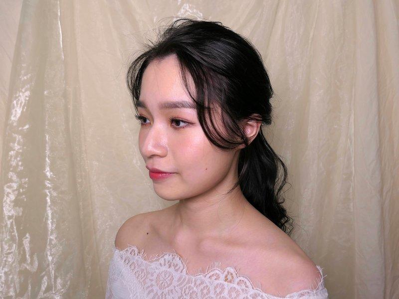 新娘妝髮/造型作品