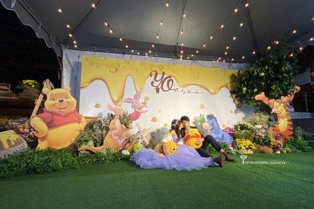 童話維尼   台南 安順里活動中心