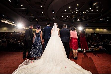 婚禮進行式