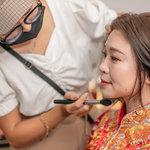 Hsu& She Make雙人徐造型,我的新秘子筑老師《Hsu&She Makeup Studio 雙人徐造型》
