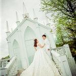 ,如何拍出完美的婚紗,找冷沐就對了!
