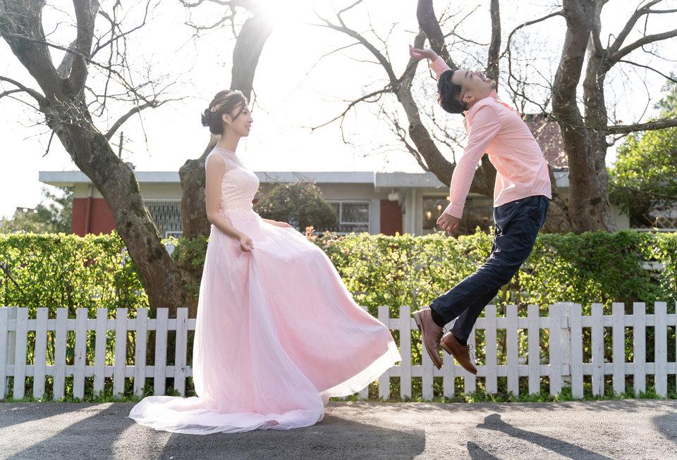 WH-為您好事韓風婚紗,敲碗~敲碗~選對了! 上天堂
