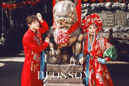 藝術的肌理 / 水花婚紗攝影工作室 Blossom Photoart Studio