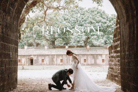 水花婚紗攝影工作室 Blossom Photoart Studio以愛為名(北海岸自然清新)水花婚紗攝影工作室 Blossom Photoart Studio