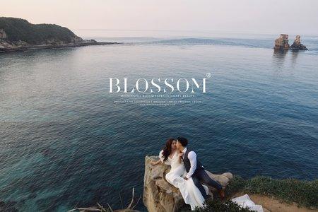 古老的海洋(神秘海岸)水花婚紗攝影工作室 Blossom Photoart Studio