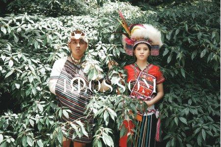 原住民/水花婚紗攝影工作室