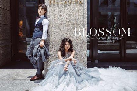 閃爍着迷人的光芒/水花婚紗攝影工作室 Blossom Photoart Studio