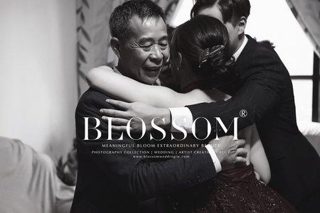 水花婚紗攝影工作室 Blossom Photoart Studio 婚禮攝影〔 儀式〕