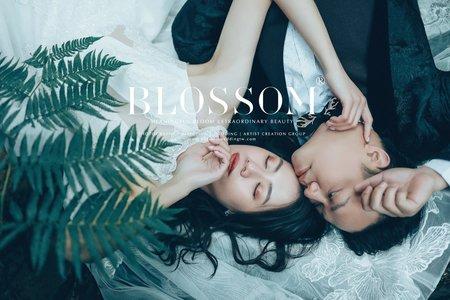 迷人美好陽明山(雜誌婚紗)/水花婚紗攝影工作室 Blossom Photoart Studio