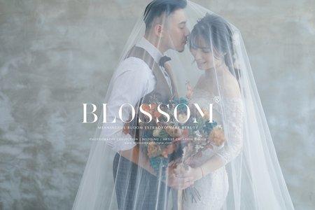 珍愛盛放(格林童話)/水花婚紗攝影工作室 Blossom Photoart Studio