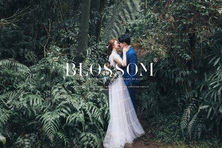 野森林(陽明山)/水花婚紗攝影工作室 Blossom Photoart Studio