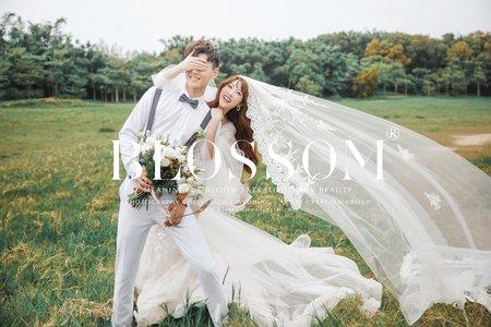 愛的迫降(美式清新)/水花婚紗攝影工作室 Blossom Photoart Studio