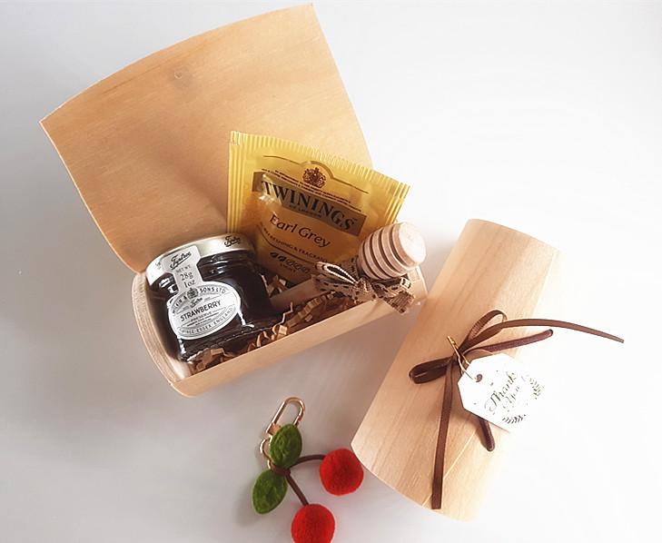 活動限定 小木盒婚禮小物作品