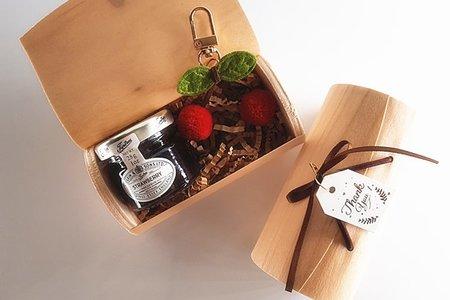 活動限定 小木盒婚禮小物