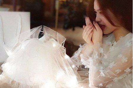 活動限定 精致創意婚紗模型禮盒