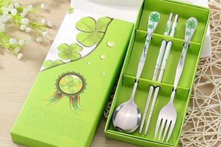 活動限定 筷勺叉三件組