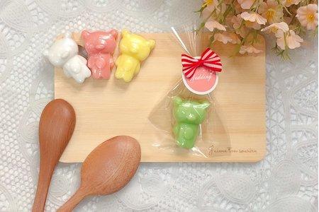 ✨婚禮小物 熊熊皂 手工皂