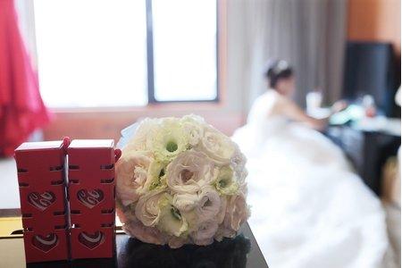 幸福浪漫婚紗工作室   福容結婚婚攝  台中辰sir 最有溫度的攝影師     婚禮花絮