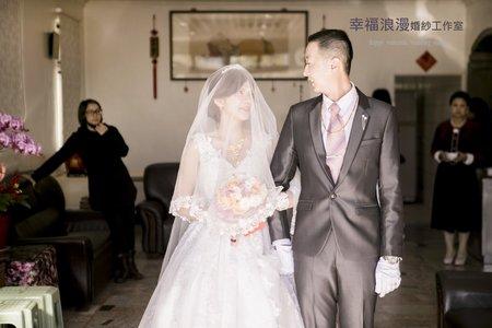 很有溫度的攝影師  台中辰sir  婚禮攝影  幸福浪漫婚紗工作室