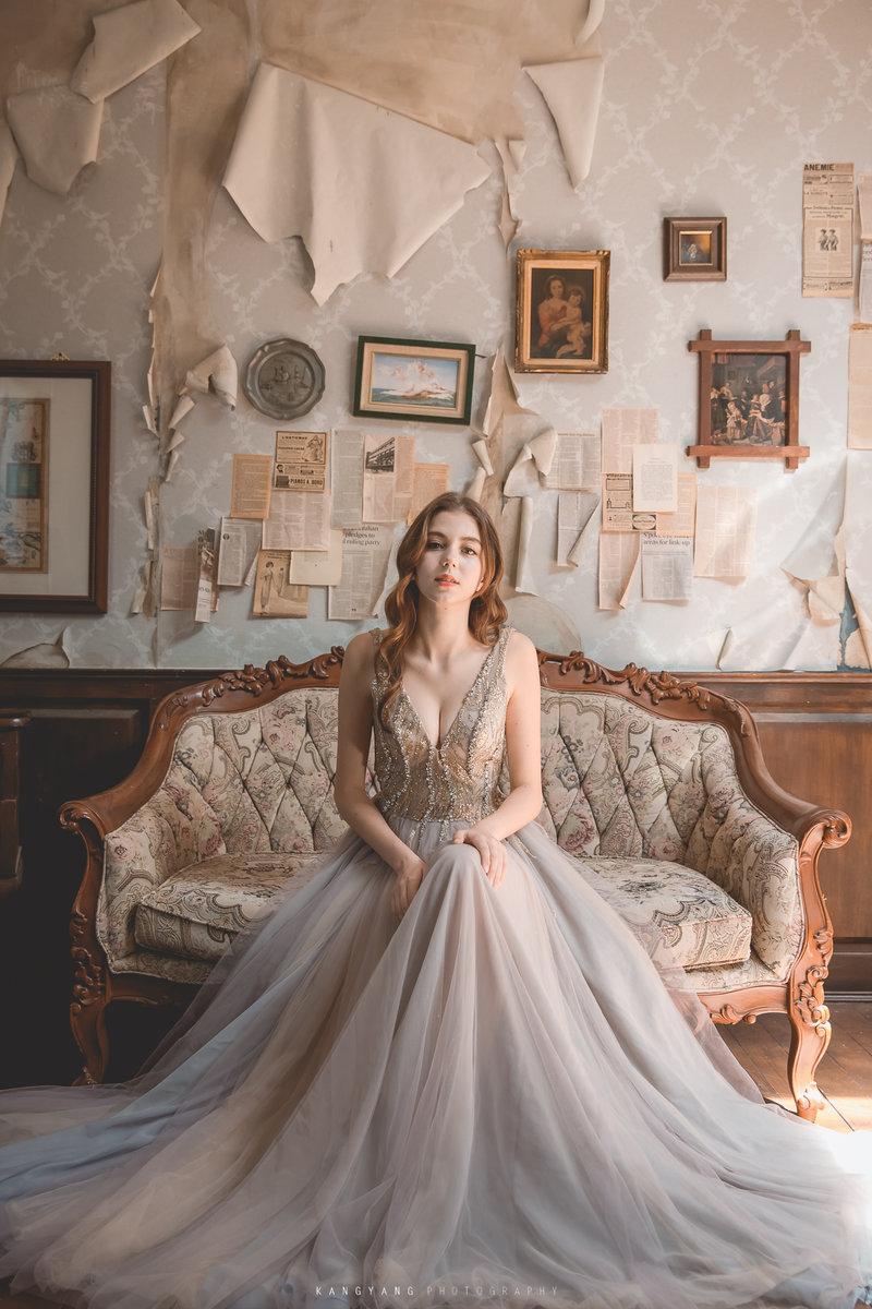 雅緻婚紗包套 / 方案C作品